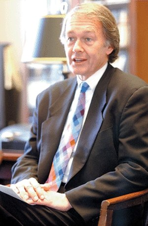 Ed Markey - Markey as ranking member of the House Natural Resources Committee