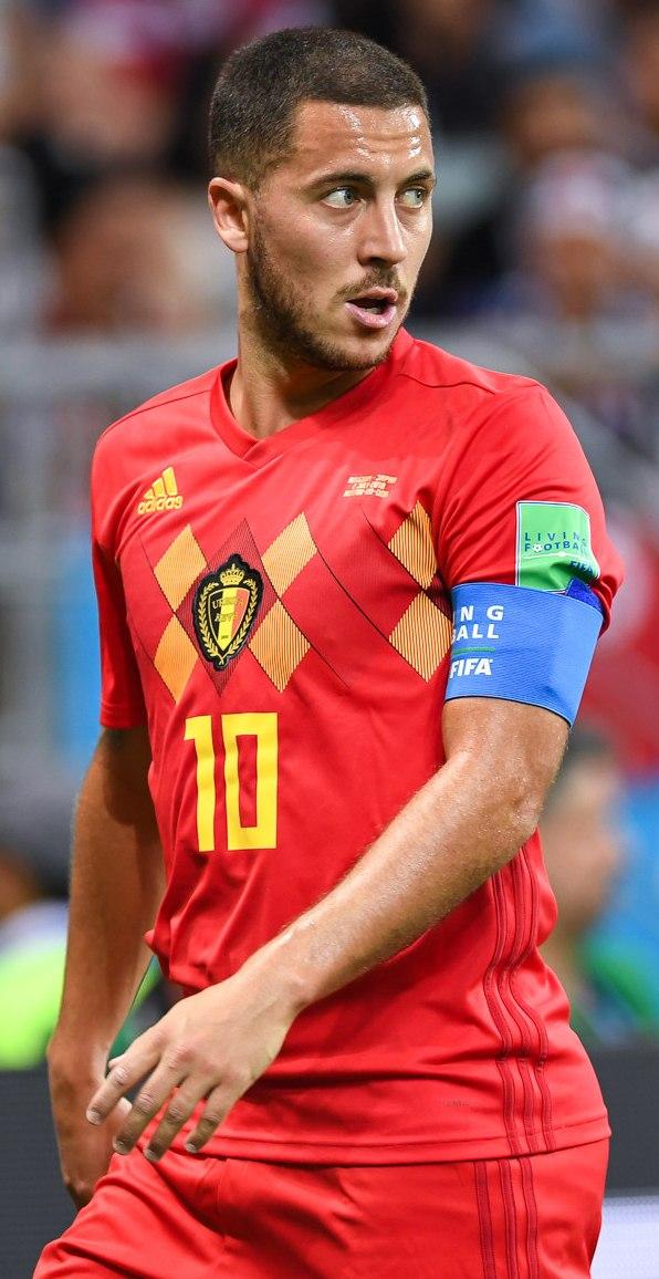 Eden Hazard 2018