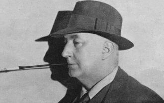 Edgar Wallace - Edgar Wallace c. 1898–1902