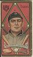 Edgar Willett, Detroit Tigers, baseball card portrait LCCN2008677872.jpg