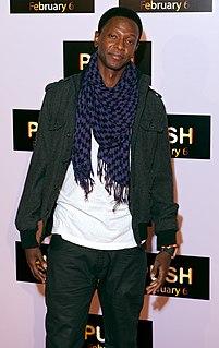 Edi Gathegi American actor