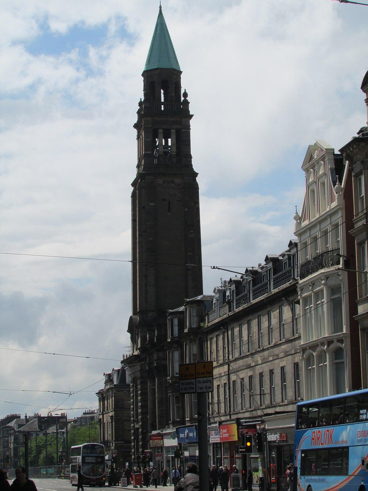 Charlotte Chapel (Edinburgh) - Wikipedia