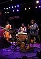 Edith Lettner and African Jazz Spirit - Austrian World Music Awards 2014 14.jpg
