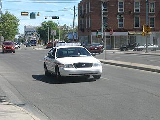 Edmonton Police Service - Edmonton Police Car