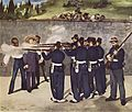 8 / Execution of Emperor Maximilian of Mexico