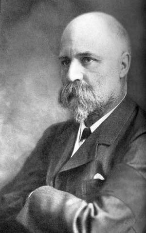 Eduard Fischer (mycologist) - Image: Eduard Fischer 1861 1939