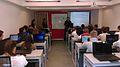 Education program of Wikimedia Serbia at IT High school 01.jpg