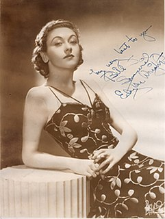 Edythe Wright American singer