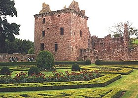 Image illustrative de l'article Château d'Edzell