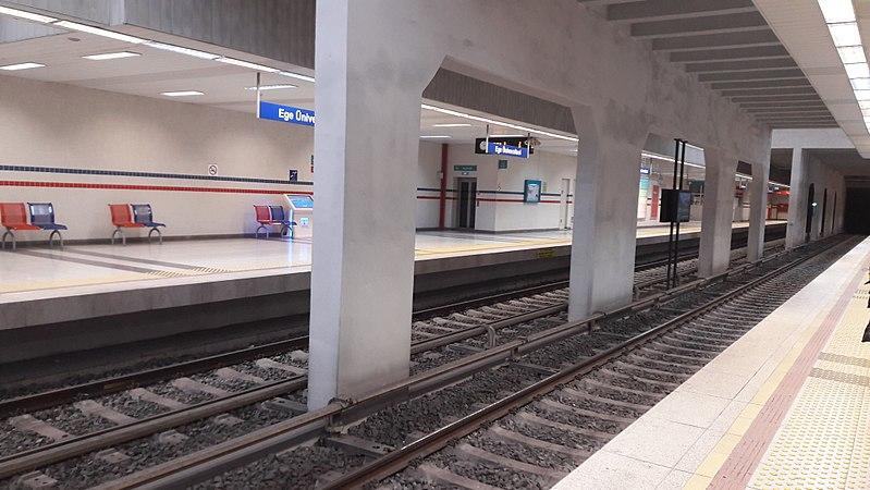 File:Ege Üniversitesi metro.jpg