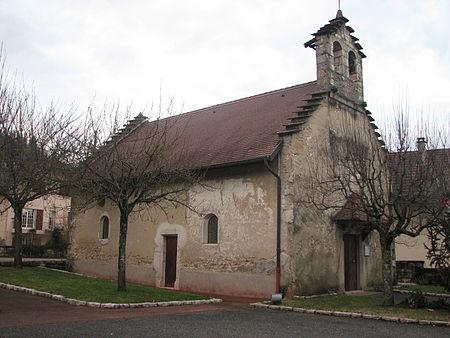 Église Saint-Pierre de Peyzieu