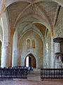 Eglise Saint-Pierre de Brocas (16) - Ancienne nef.jpg