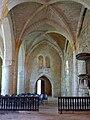 Eglise Saint-Pierre de Brocas (16) - Ancienne nef.jpg
