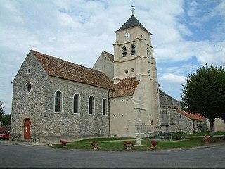 Congis-sur-Thérouanne Commune in Île-de-France, France
