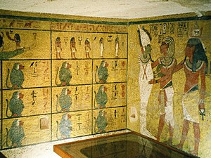 Cigars of the Pharaoh - Howard Carter's discovery of Tutankhamun's tomb (pictured) influenced Cigars
