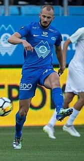 Eirik Hestad Norwegian footballer