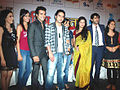 Ekta Kapoor introduces the new cast of Pavitra Rishta.jpg