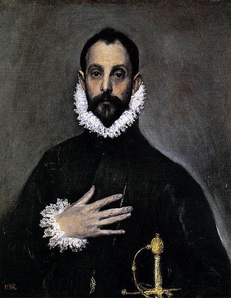 Archivo: El Greco Nobleman self-portrait.JPG