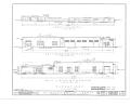El Palacio Real de Santa Fe, Palace Avenue, Santa Fe, Santa Fe County, NM HABS NM,25-SANFE,2- (sheet 10 of 26).png