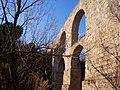 El Pont Nou, aqüeducte, Sant Pere de Riudebitlles, Detalls 17.jpg