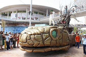 El despertar de la Serpiente Expo 2008.jpg