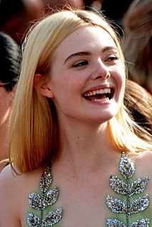 Elle Fanning American actress