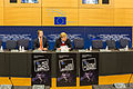 Elmar Brok Press conference Strasbourg European Parliament 2014-02-03 09.jpg