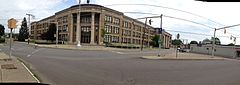 Elmer L. Myers High School (panorama).jpg