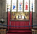 Ely Cathedral - Bishop West's chapel - geograph.org.uk - 2168423.jpg