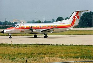 Atlantic Southeast Airlines Flight 529 - Image: Embraer EMB 120RT Brasilia, ASA Atlantic Southeast Airlines AN0215776