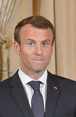 Emmanuel Macron in Washington - 2018 (26809923797) (cropped)