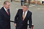 Empfang IOC Präsident Thomas Bach mit Jacques Rogge (3 von 9).jpg
