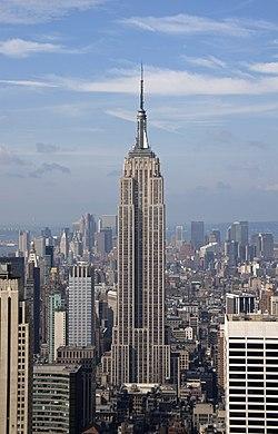 Empire State Building Wiki Bg