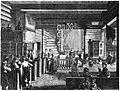 En gudstjeneste i den gamle Snarum kirke i Modum præstegjeld.jpg