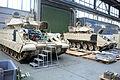 End of an era, Final Heavy BCT Bradleys depart Germany 130730-A-UV471-521.jpg