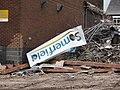 End of an era - geograph.org.uk - 1670800.jpg