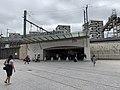 Entrée nord Gare Rosa Parks Paris 5.jpg