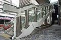 Entrance and exit B1 of Wong Chuk Hang Station in April 2016.jpg