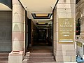 Entrance to the Manor Apartment Hotel, Brisbane, 2020.jpg