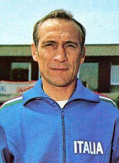 Enzo Bearzot Italian footballer