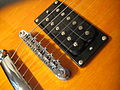 Epiphone Les Paul Special II (Vintage Sunburst) - pickup, bridge, tail piece.jpg