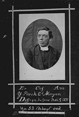 Er cof am y Parch Ed Morgan, Dyffryn ..