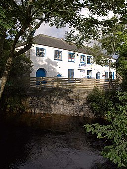 Erme Bridge Works, Ivybridge - geograph.org.uk - 1410870