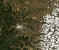 Eruption of Copahue Volcano, Argentina-Chile, 01-14-2013.PNG