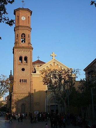 Cathedrals in Spain - Image: Església de Sant Llorenç P1100120