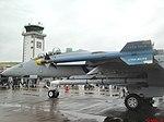 Esquadrilha da Fumaça 60 anos - Pirassununga - US NAVY F-A-18 - Super Hornet - panoramio (4).jpg