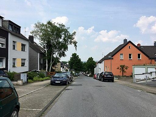Essen, Bergheimer Steig