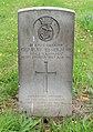 Esser (Charles) CWGC gravestone, Flaybrick Memorial Gardens.jpg