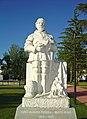 Estátua de Nuno Álvares Pereira - Rio Maior (Portugal) (3330600832).jpg