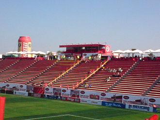 Zona Río - Estadio Caliente